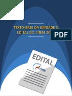 Unidade 3 - Texto Base - Elementos Essenciais Do Enem de Acordo Com o Edital