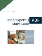 Robot Expert Quick Start Guide