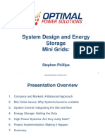 Offgrid Power