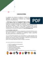 CONVOCATORIA Cursos a Distancia 2014