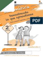 Matematica 2do Grado
