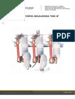 Chave Fusível Religadora - DHC-R - DELMAR.PDF