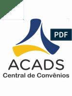 Logo - ACADS. Publicidade e Design