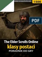 TESO - Klasy - Poradnik GRY-OnLine
