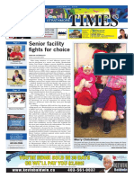 January 1, 2016 Strathmore Times
