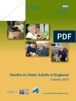 Deaths in Older Adults in England FINAL REPORT2