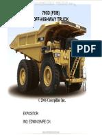 Curso Camiones Mineros 793d Caterpillar Especificaciones Diagramas Sistemas Hidraulicos Componentes