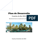 Plan de Desarollo