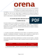 Convocatoria Al Proceso de Seleccion Interno de Candidatos Al Proceso Electoral 2015 2016 ZACATECAS