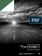Yamaha Tyros 3 user manual