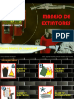 Pemex - Extintores