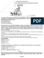Avaliao de sociologia cidadania e participaocidad 140901104403 Phpapp02 (1)