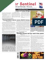 December 31, 2015 Courier Sentinel