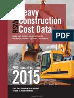 Heavy Construction Data-2015