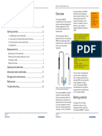 Redox Microelectrode Manual