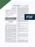 Decreto Supremo 030-2007