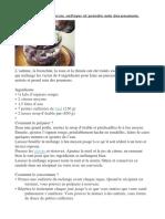 Sirop Pour Poumons