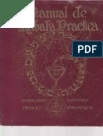 Ismael Noguera Díaz - Manual de Kabala Práctica