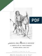 Amigos, enemigos o socios. El comercio con los indios bárbaros en Nuevo México, siglo XVIII
