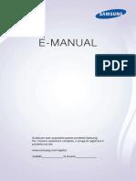 UE40F6800 Manual
