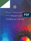 DM Plan Nacional Para La Prevencion y Control Del Cancer