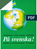 På Svenska! Övningsbok
