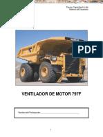Manual Sistema Hidraulico Mando Ventilador Motor 797f Cat