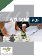 Hunter Valley Resort - Wedding in a Vineyard 2016-2017