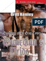 Britt Kenley - [Guardians of the Gray Tower 1] - Guardian's Pride