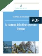 valoracion_de Bienes y Servicios Forestales