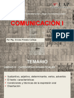Comunicacion ITemario III