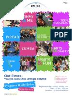 Spring 2016 Program Guide