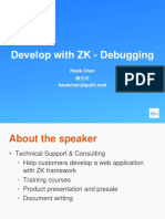 Develop With ZK -- Debugging Tips