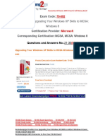 [Braindump2go] Latest 70-692 Exam Questions Free Download 21-30