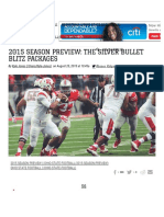 2015 Season Preview_ the Silver Bullet Blitz Packages _ Eleven Warriors