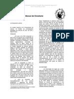 Manual del estudiante - Sobre la comprensión lectora según van Dijk 2015