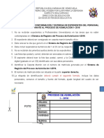 Requisitos I-2016 Asimilacion