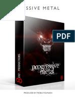 8dio Progressive Metal Read Me