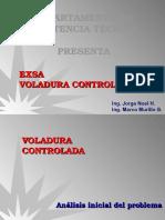 3a-VOLADURA CONTROLADA