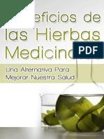 Beneficios de Las Hierbas Medicinales