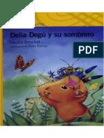 Delia Degu y Su Sombrero