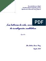 2006_historias de Vida Flor E. Osorio