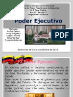 Poder Ejecutivo Presentacion