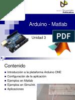 Conexion Arduino Matlab