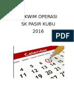 Takwim Skpk 2016-Terkini