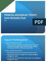 MI - 5 Penatalaksanaan Terapi & Rehabilitasi Rev 2013