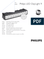 Philips DRL9 Userguide