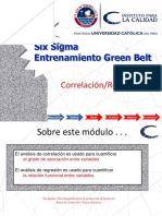 04 Analyze W2 Correlation_Regression Sp. Six sigma analyze