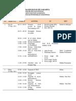 Agenda Kegiatan Ke Jakarta-1