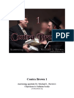 Contra Brown 1